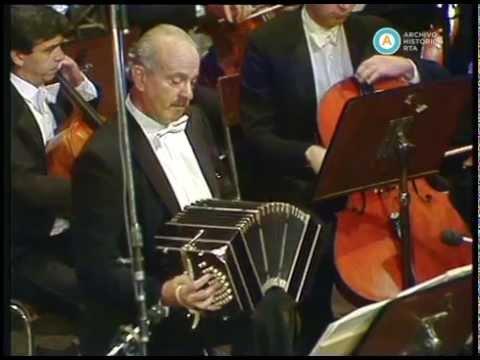 Astor Piazzolla en el Teatro Colón, 1983 (fragmento)