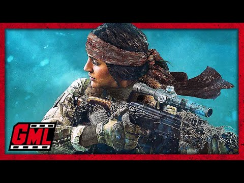 SNIPER GHOST WARRIOR CONTRACTS Fr - FILM JEU COMPLET