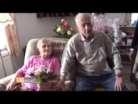 Planitzer Ehepaar feiert Kronjuwelenhochzeit