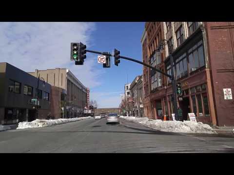 Driving by Springfield,Massachusetts