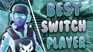 Best Nintendo Switch Player/ Duo Squads with Atomyc! MY NEW MAIN SKIN?!