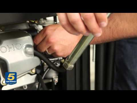 How to Perform a Spring Tune-up on a Horizontal Shaft Overhead Cam Engine