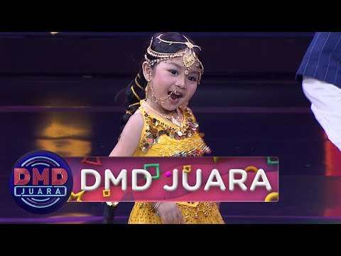 Lihat Chico Radella Joget Black Pink DDU-DU DDU-DU Semua Ikutan Goyang - DMD Juara (13/9)