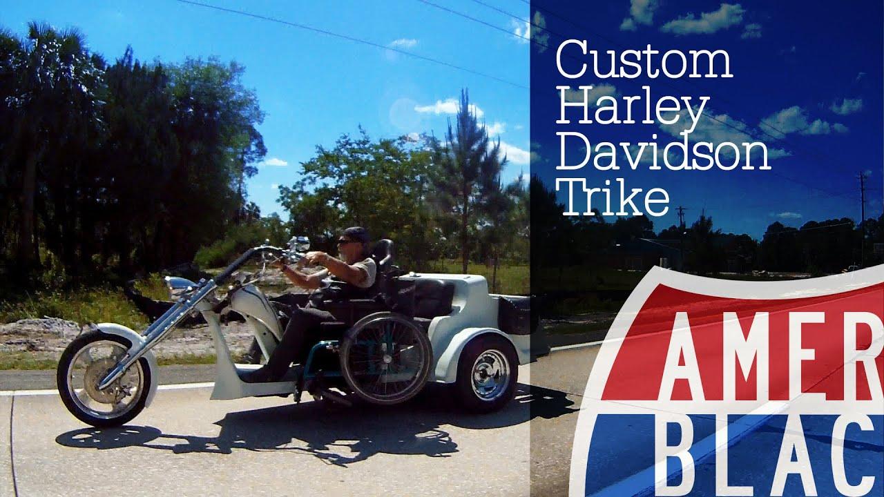 Harley Davidson Custom Veteran S Trike In New Smyrna Florida Youtube