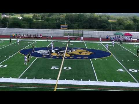 Fairfield vs Waynesboro, Aug 20th, 2016, Away