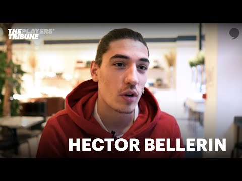 Arsenal's Hector Bellerin on switching to a vegan diet