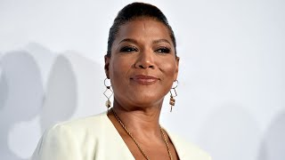 Secret Mom Queen Latifah's Baby Revealed In First-Ever Photos