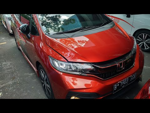 In Depth Tour Honda Jazz GK RS CVT Facelift 2017 - Indonesia