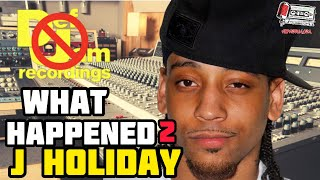J Holiday On People Calling Him a One Hit Wonder & Def Jam Putting His Career On The Shelf