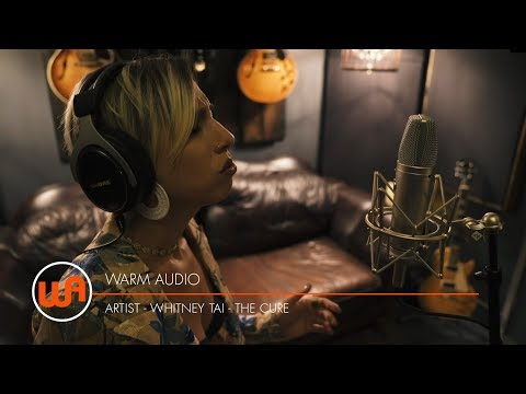 "Warm Audio // Whitney Tai ""The Cure"" (in-studio performance) - Riott House Studio"