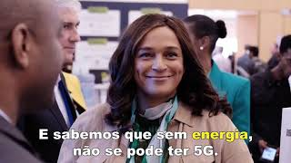 """#AfricaCom2019 : ISABEL DOS SANTOS: """"AFRICA MUST INVEST IN ENERGY TO HAVE 5G"""""""