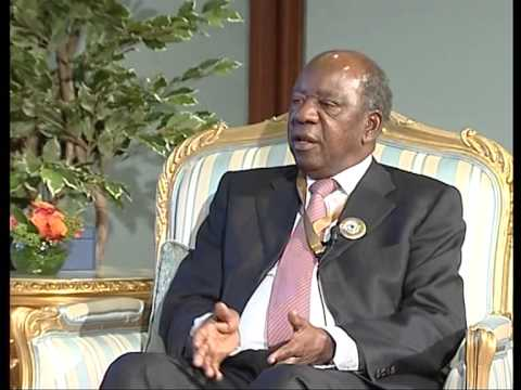 Exclusive Interview with Zambian Finance Minister Alexander Chikwanda during 3rd Africa Arab Summit