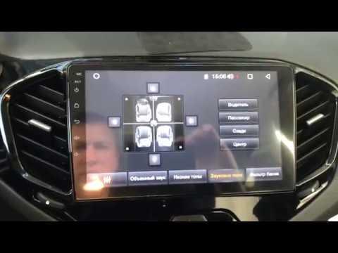 Обзор ММС Teyes SPRO для Lada Vesta