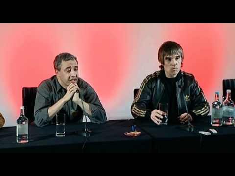 The Stone Roses reunion press conference part 2