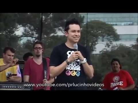 Pr. Lucinho Barreto - Testemunho (-05-01 - 1º Bike Four - Curitiba, ...