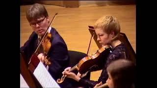 Camerata Klaipeda plays Vivaldi and Mendelssohn (2011)