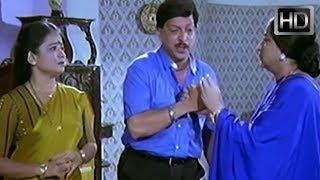 Vishnuvardhan Emotional on Son - Super Double Acting Scene | Kannada Movie Best Scenes