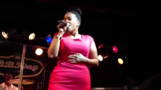 "Chrisette Michele ""I Don"