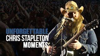 6 Unforgettable Chris Stapleton Moments