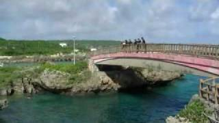 イムギャージュンプ宮古島の恒例のアクティビティースポット、イムギャ...