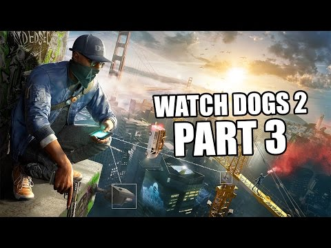 Watch Dogs 2 Walkthrough Gameplay Part 3 - Red Room