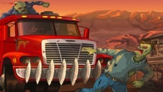Game | Earn to Die 2012 Desert Dash Gameplay | Earn to Die 2012 Desert Dash Gameplay