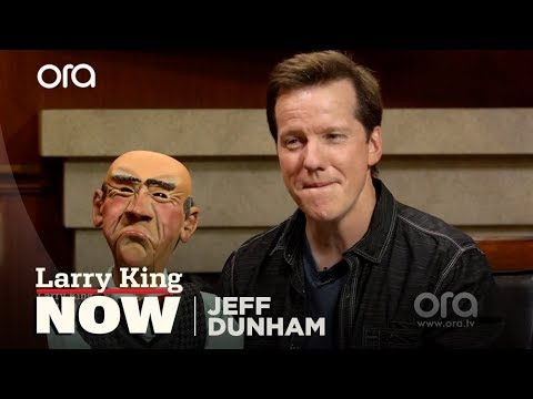 Larry King Spars With Jeff Dunham's 'Walter'