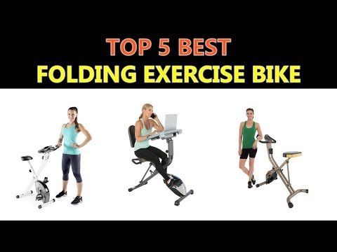 best-folding-exercise-bike-2020
