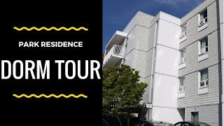 UVIC Dorm Tour // Park Residence