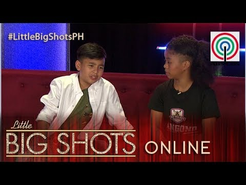Little Big Shots Philippines Online: Lovely  Young Weightlifter