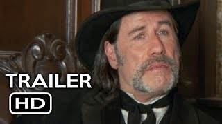 In a Valley of Violence Official Trailer #1 (2016) John Travolta, Ethan Hawke Western Movie HD
