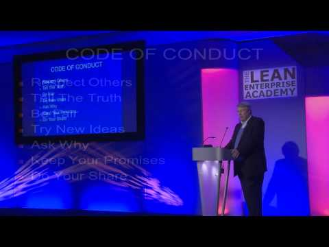 Lean Summit 2013 - Art Byrne - What does it take to Lead a Lean Turnaround?