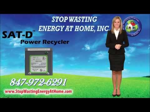 Stop Wasting Energy At Home And Start Saving Money