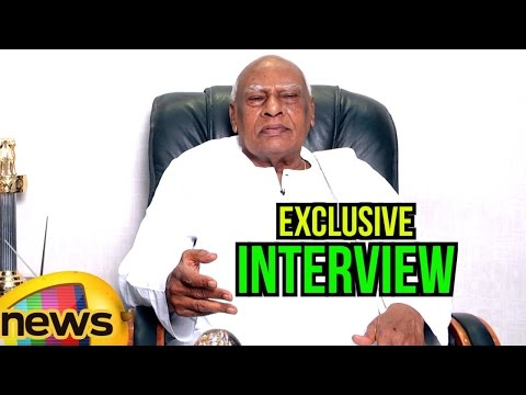AP Ex CM & Tamilnadu Ex Governor Konijeti Rosaiah Exclusive Interview | Mango News