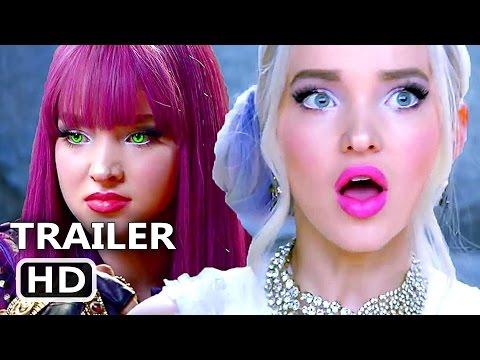 DESCENDANTS 2 Extended Trailer (2017) Disney Teen Movie HD