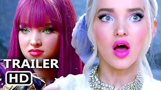DESCENDANTS 2 Extended Trailer (2017) Disney Teen Movie HD