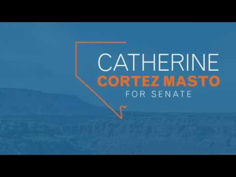 Catherine Cortez Masto for Senate Radio Ad: President Obama Tells Nevadans to Vote for Catherine