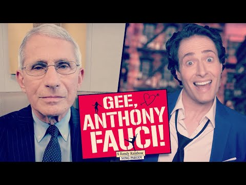 GEE, ANTHONY FAUCI! - A Randy Rainbow Song Parody