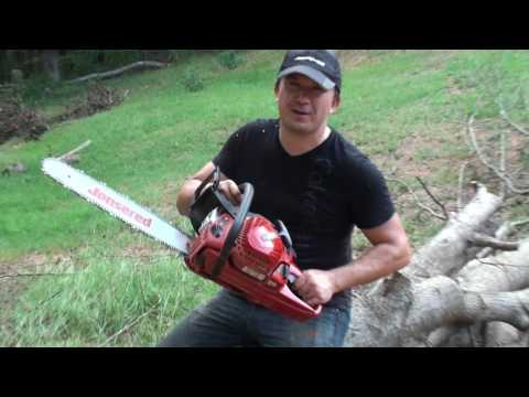 Jonsered Chainsaw Review 2 ZIMALETA HOW TO SHOW
