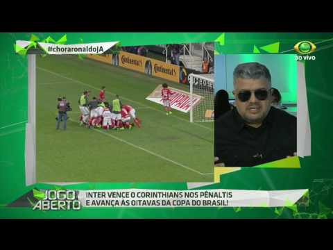 Héverton sobre vitória do Inter: foi muito fácil
