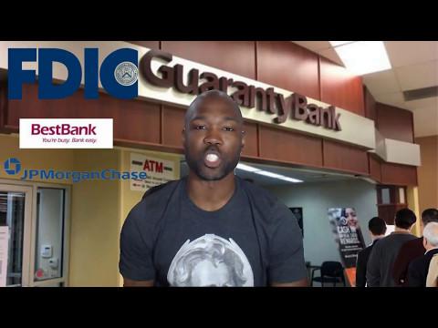 RTD News: FEDS Close Guaranty Bank - JP Morgan Chase Gives Warning