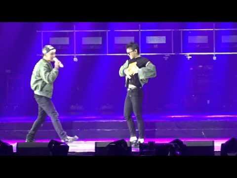 151025 Big Bang MADE Concert In Macau G-Dragon Sexy Dance