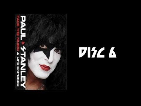 """""""Face the Music"""" by Paul Stanley Disc 6"""