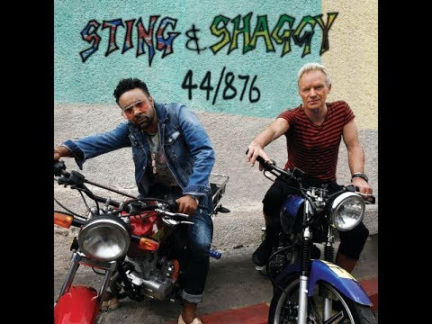 Waiting For The Break Of Day - Sting & Shaggy - (Lyrics)