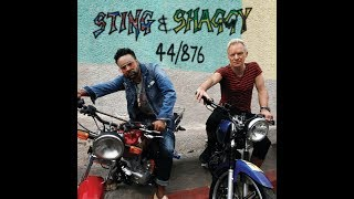 Waiting For The Break Of Day - Sting & Shaggy - (Lyrics)