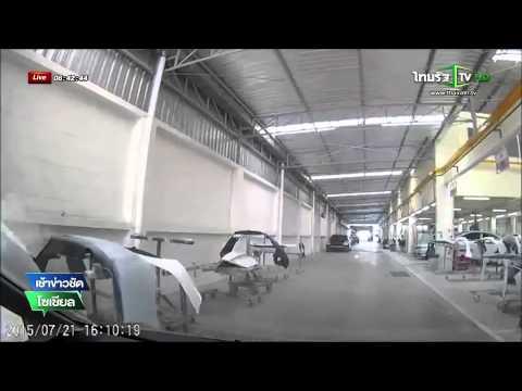 เตือนภัยรถซ่อมสีถูกเอาไปขับเล่น  | 24-07-58 | เช้าข่าวชัดโซเชียล | ThairathTV