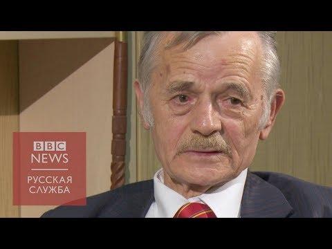 Мустафа Джемилев: я дал слово не умирать, пока не вернем Крым