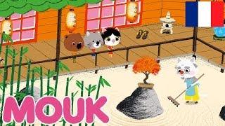 MOUK - Le jardin japonais (Japon) HD