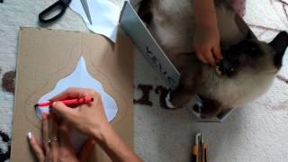 видео Трафареты для обоев: жидких, под покраску, обычных