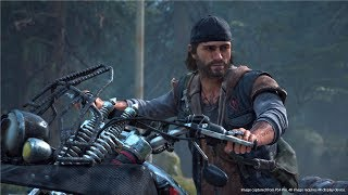Days Gone PS4 Gameplay - Tokyo Game Show 2018